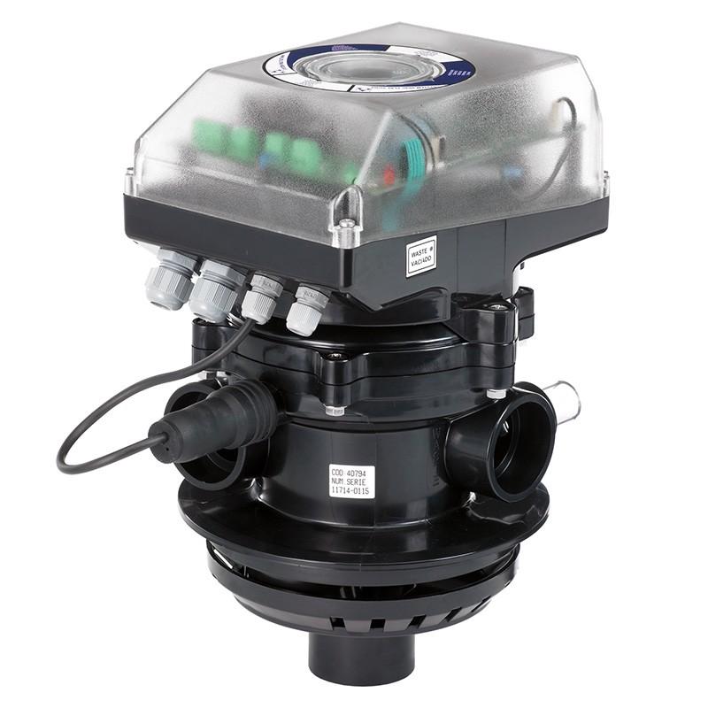 V lvula selectora autom tica system vrac flat 1 top for Valvula selectora piscina
