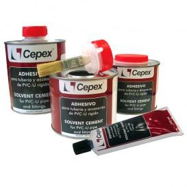 Adhesivo para PVC Cepex