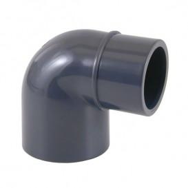 Codo 90º reducido PVC encolar