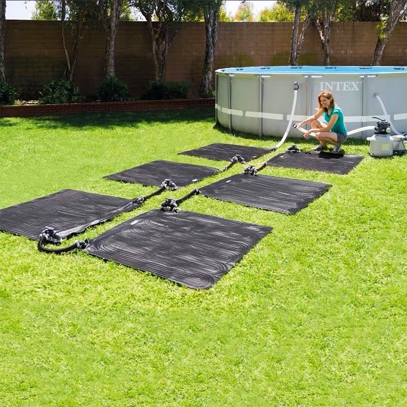 Intex 28685 intex poolheizung 120x120 cm solarmatte for Accessori piscine intex