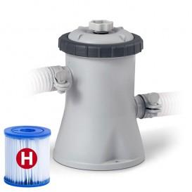 Depuradora de cartucho Intex 1.250 l/h 28602