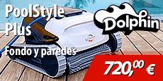 Oferta Dolphin PoolStyle Plus