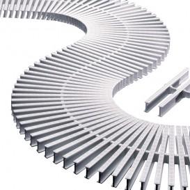 Módulo rejilla transversal para curvas AstralPool