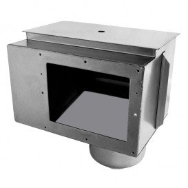 Skimmer Inox A-100 completo AstralPool