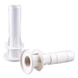 """Pasamuros con conexión posterior 2"""" rosca macho y liso interior Ø 50 mm AstralPool"""