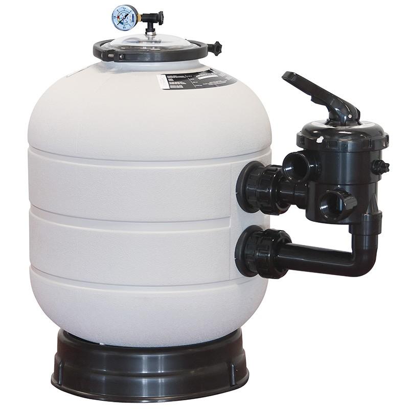 Filtro millennium lateral astralpool depuradora piscina for Filtros de agua para piscinas