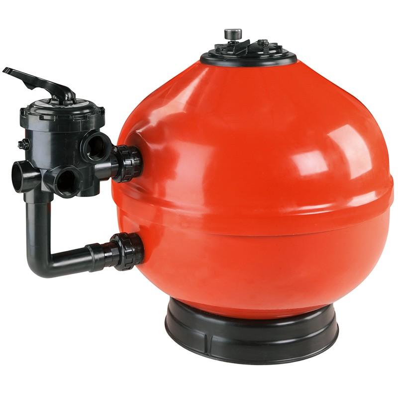 Filtro vesubio lateral astralpool depuradora piscina for Depuradora piscina