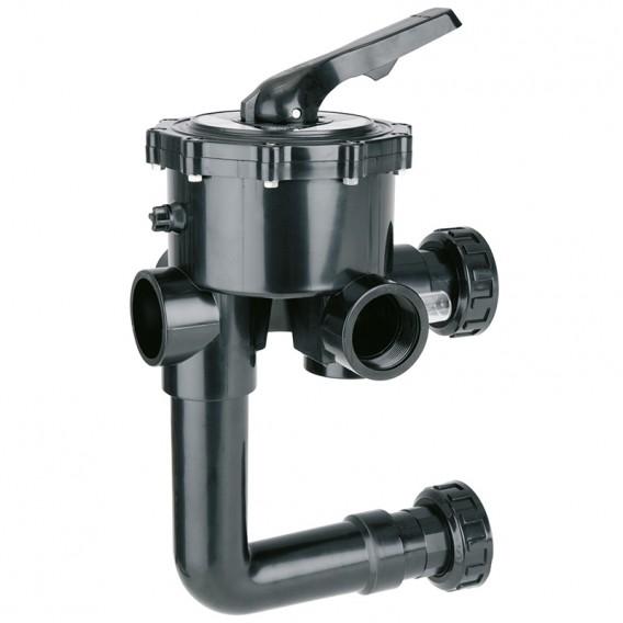 Válvula selectora Classic Lateral con enlaces a filtro