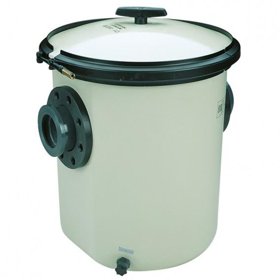 Prefiltro en poliéster + FV 33 litros