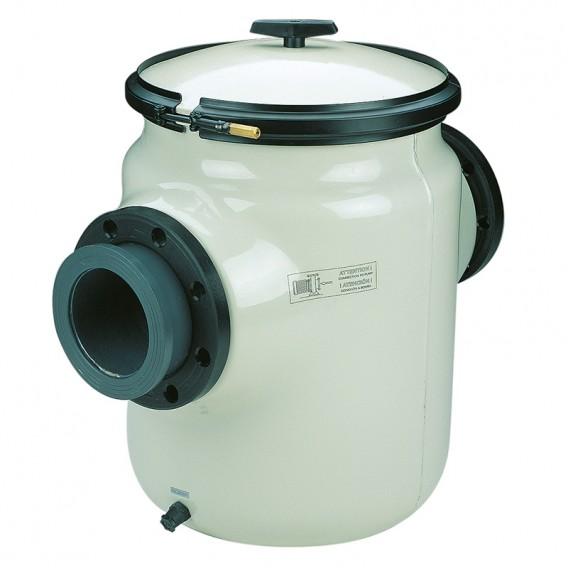 Prefiltro en poliéster + FV 60 litros