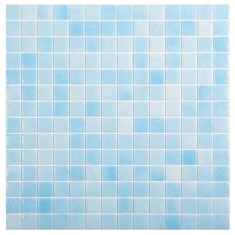 Gresite htk niebla azul aral poolaria for Gresite piscinas colores