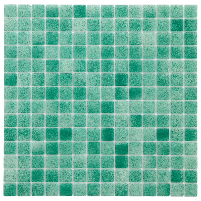 Gresite htk niebla verde adri tico poolaria for Gresite para piscinas precios