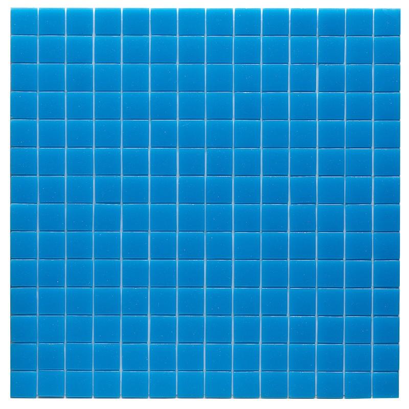 Gresite htk unicolor azul ebro poolaria for Gresite piscina precio m2