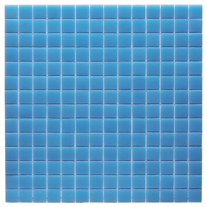 Gresite htk unicolor azul deva poolaria - Gresite piscinas colores ...
