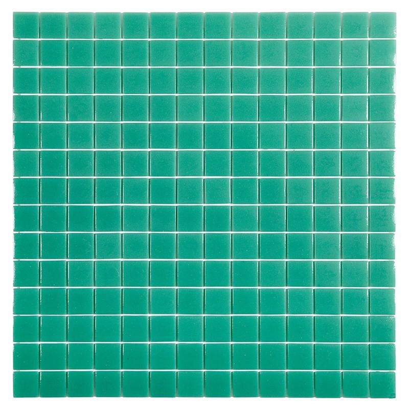 Gresite htk unicolor verde cubas poolaria - Piscina gresite verde ...