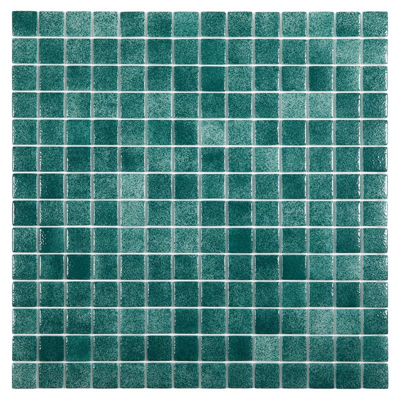 Gresite htk niebla verde m rmara poolaria for Gresite piscina precio m2