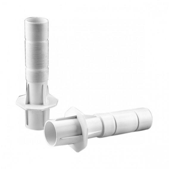 Pasamuros con conexión posterior lisa Ø 63 mm macho y liso interior Ø 50 mm AstralPool
