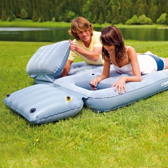 Colchón inflable Smart Quickbed doble Campingaz