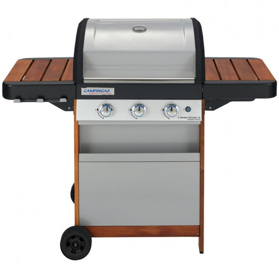 Barbacoa a gas Campingaz 3 Series Woody LX