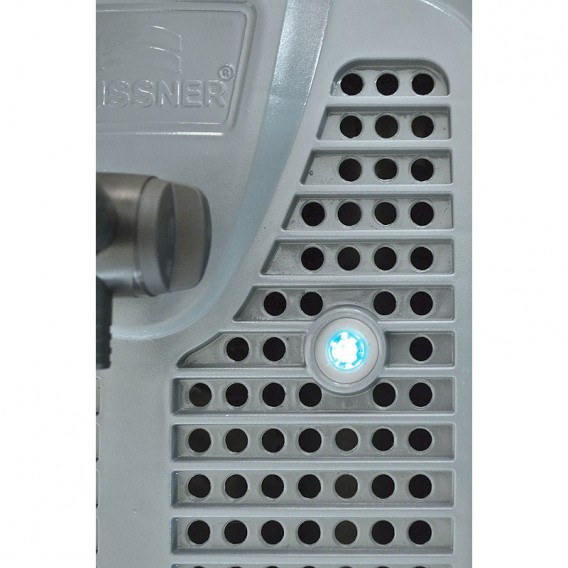 Bomba con filtro UV hasta 5000 litros Heissner