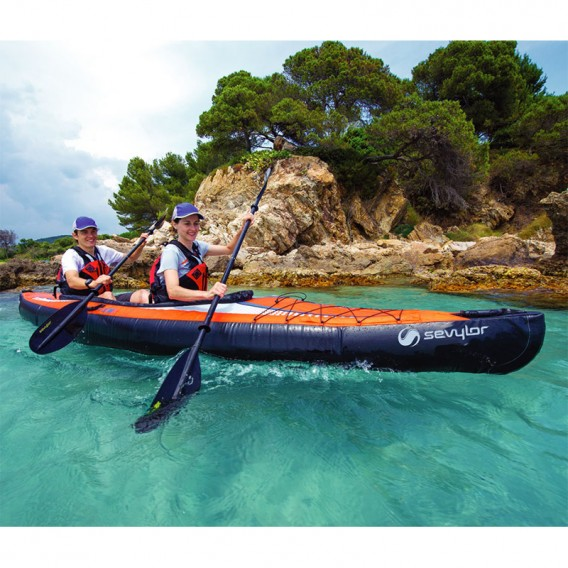 Kayak Pointer K2 2 personas Sevylor