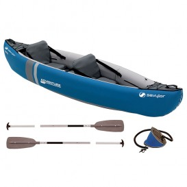 Canoa Adventure 2 personas kit Sevylor