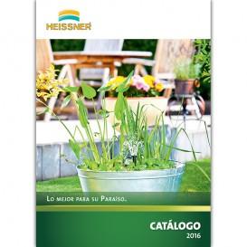Catálogo Heissner 2016