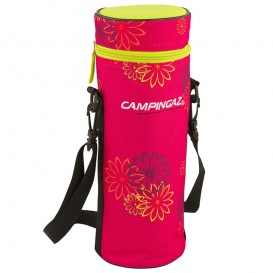 Nevera portabotellas Bottle Cooler 1,5 litros Pink Daisy Campingaz