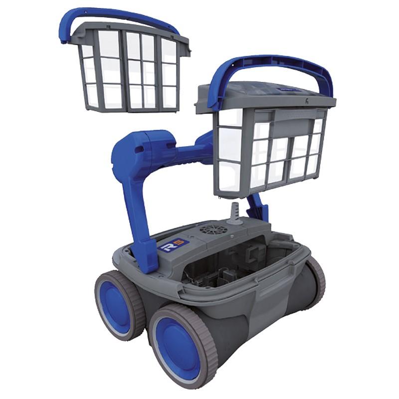 Limpiafondos r5 astralpool robot piscina poolaria for Robot limpiafondos para piscinas