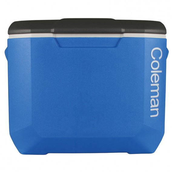Nevera rígida con ruedas Excursion 60QT Coleman Black & Blue