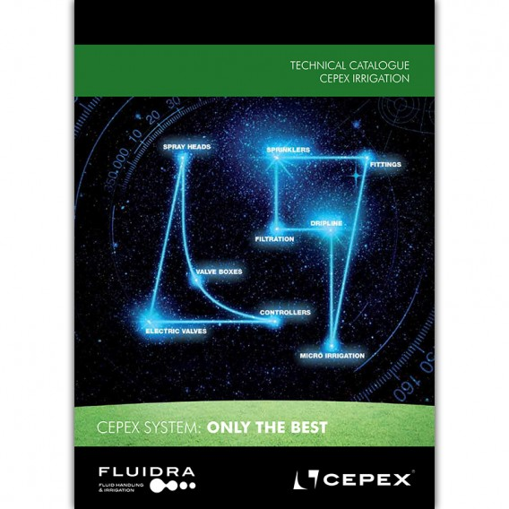 Catálogo Técnico Cepex Riego