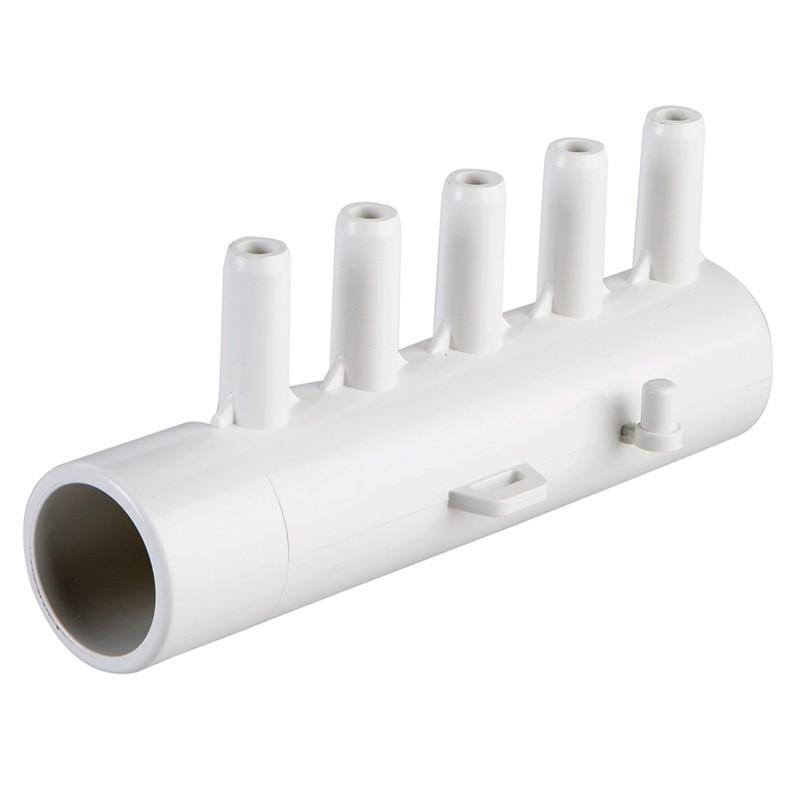 distribuidor de aire spa 5 salidas para venturi astralpool