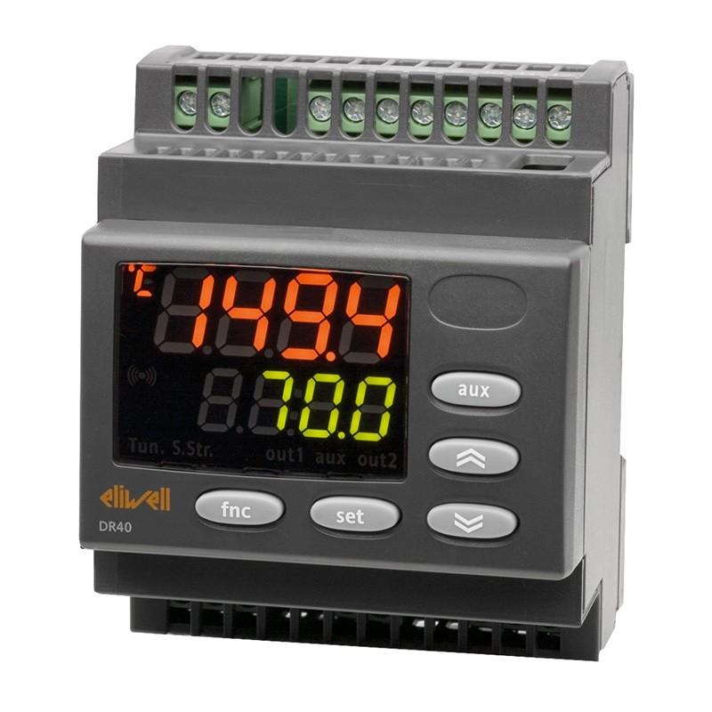 Termostato digital programable poolaria for Termostato digital calefaccion programable