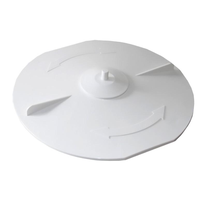 Tapa cesto skimmer con tap n astralpool 4402010104 poolaria for Tapa skimmer piscina