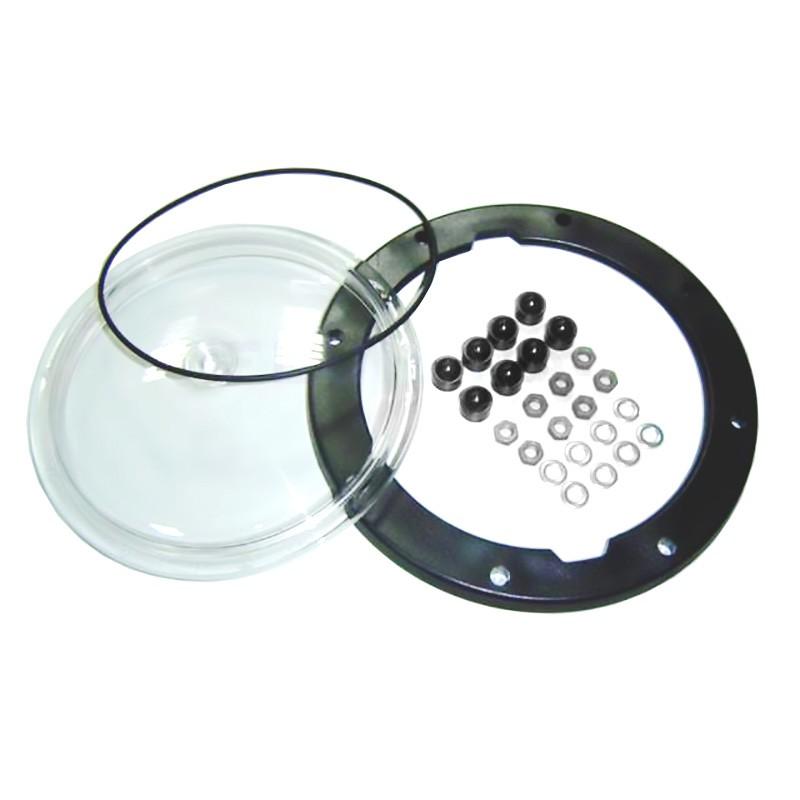 Conjunto tapa transparente filtro atlas uve astralpool for Tapa filtro depuradora piscina