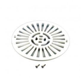 Rejilla sumidero blanca aro desagüe AstralPool 4402030201