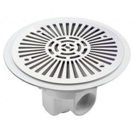 Sumidero circular Ø 270 mm con rejilla ABS AstralPool