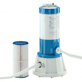 Filtro de cartucho cilíndrico con bomba incorporada AstralPool