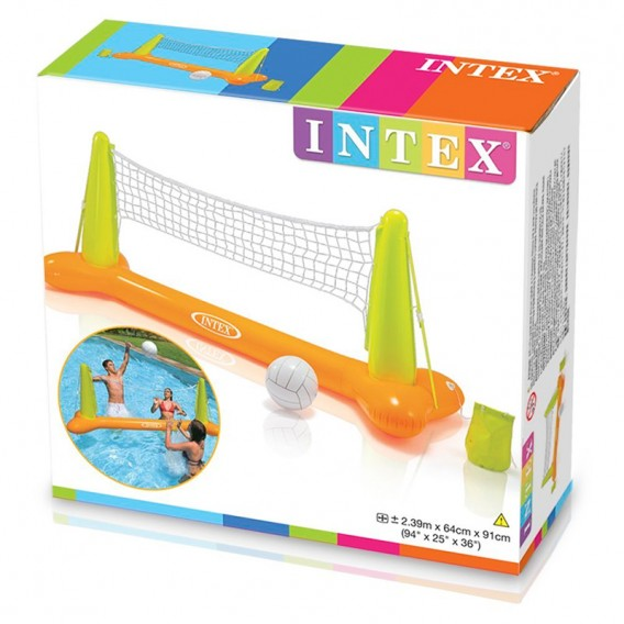 Red de voleibol hinchable Intex 56508NP