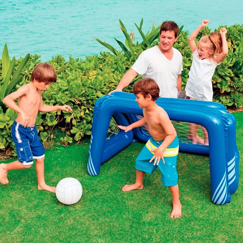Porter a hinchable para piscina y jard n intex 58507np - Hinchables para piscina ...