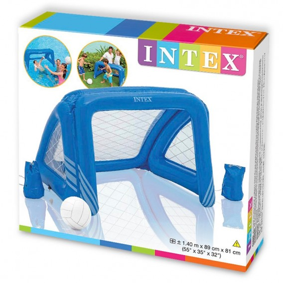 Portería hinchable Intex 58507NP