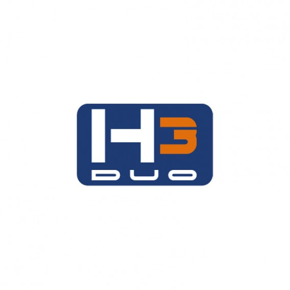 Logotipo H3 DUO AstralPool