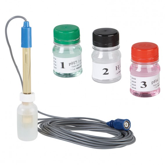 Electrodo pH bombas Optima y Control Basic AstralPool sonda sensor