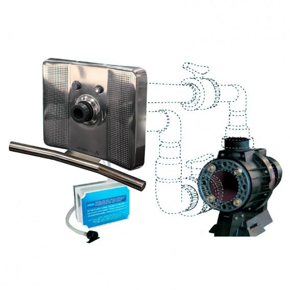 Esquema instalación contracorriente Basic NL AstralPool