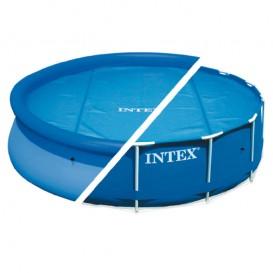 Cobertor solar piscinas Intex Easy Set y Metal Frame