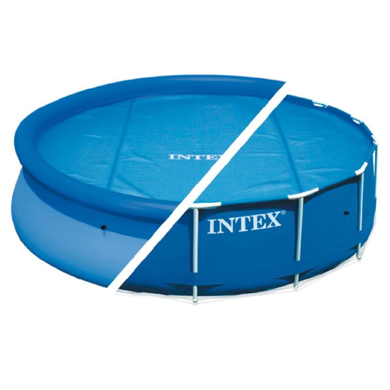 Toldo parasol para piscinas Intex 28050 | Poolaria