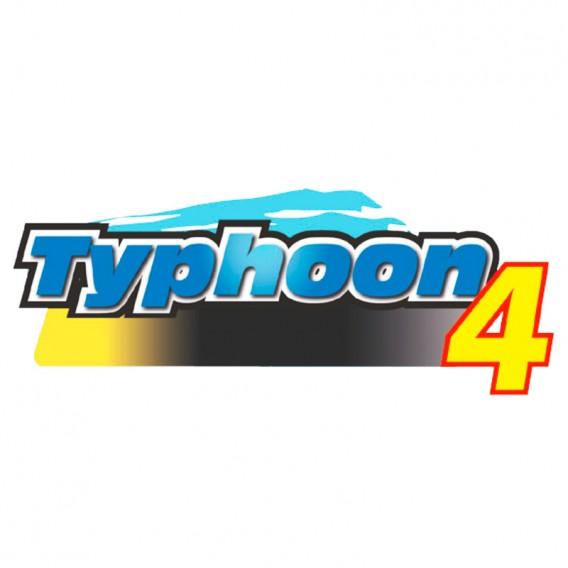 Logo Typhoon 4