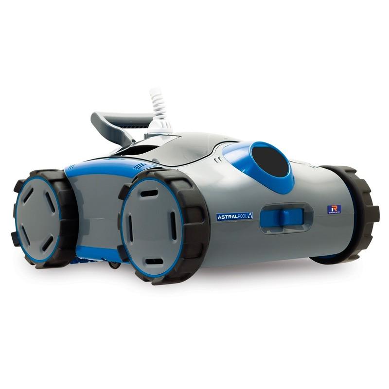 Limpiafondos r2 astralpool robot piscina poolaria for Robot limpiafondos para piscinas