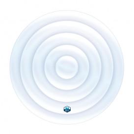 Cubierta isotérmica hinchable para NetSpa circular 4 personas