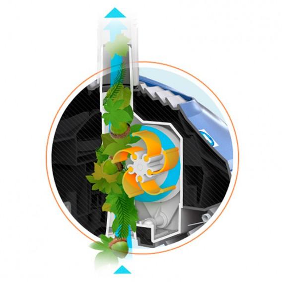 Detalle turbina Hayward Navigator V-Flex